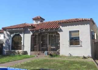 Foreclosed Home in Los Angeles 90008 MOUNT VERNON DR - Property ID: 4355722960