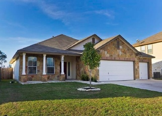 Foreclosed Home in Kyle 78640 TWIN CV - Property ID: 4355991871