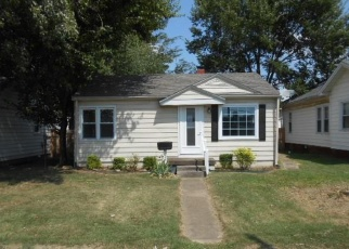 Foreclosed Home in Evansville 47711 E MORGAN AVE - Property ID: 4356356249