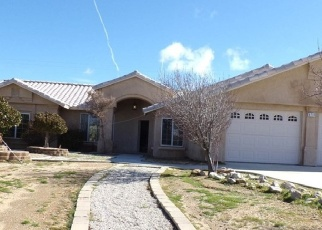 Foreclosed Home in Yucca Valley 92284 FRONTERA AVE - Property ID: 4356912483