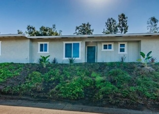 Foreclosed Home in Vista 92084 KENT PL - Property ID: 4357406970