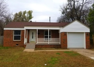 Foreclosed Home in Oklahoma City 73111 NE 39TH ST - Property ID: 4357858957