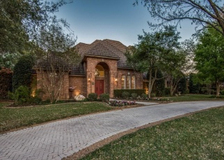 Foreclosed Home in Colleyville 76034 BUCKINGHAM PL - Property ID: 4357917186