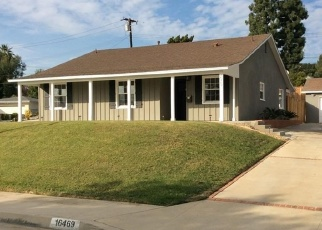 Foreclosed Home in Whittier 90603 JANINE DR - Property ID: 4358356484