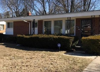 Foreclosed Home in Detroit 48219 BEAVERLAND ST - Property ID: 4359023971