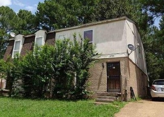 Foreclosed Home in Memphis 38115 FIRETHORNE DR - Property ID: 4359076512