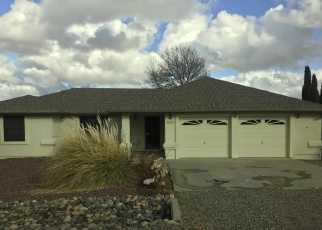 Foreclosed Home in Prescott Valley 86314 N LITTLE PAPOOSE DR - Property ID: 4360018599