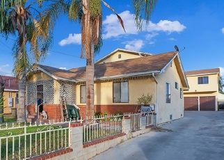 Foreclosed Home in Wilmington 90744 LAGOON AVE - Property ID: 4360102245