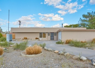 Foreclosed Home in Yucca Valley 92284 RUBIDOUX AVE - Property ID: 4360371155