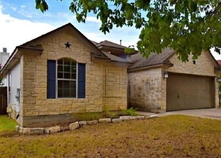 Foreclosed Home in Hutto 78634 DANA DR - Property ID: 4360555551