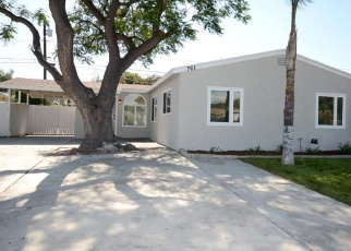 Foreclosed Home in Ontario 91764 AMADOR AVE - Property ID: 4361334716