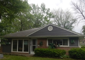 Foreclosed Home in Park Forest 60466 SAUGANASH ST - Property ID: 4361634721