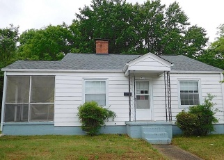 Foreclosed Home in Greensboro 27403 LOVETT ST - Property ID: 4362243502