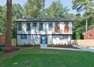 Foreclosed Home in Decatur 30032 GLENDALE DR - Property ID: 4362515932
