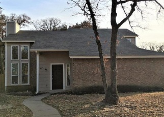 Foreclosed Home in Azle 76020 GREENLEAF DR - Property ID: 4363398442