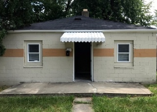 Foreclosed Home in Indianapolis 46218 N ARSENAL AVE - Property ID: 4363639321