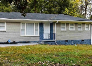 Foreclosed Home in Decatur 30032 GLENSFORD DR - Property ID: 4364062411