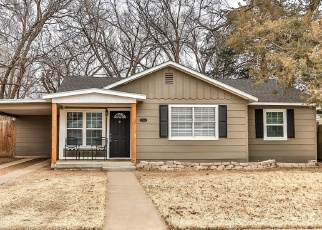 Foreclosed Home in Lubbock 79410 29TH ST - Property ID: 4364072481