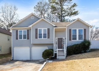 Foreclosed Home in Acworth 30102 BURFORD CT NW - Property ID: 4364267832