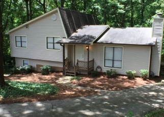 Foreclosed Home in Kennesaw 30152 WOODLAND DR NW - Property ID: 4364377760
