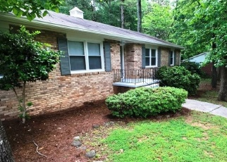 Foreclosed Home in Marietta 30062 AZALEA CIR - Property ID: 4364378633