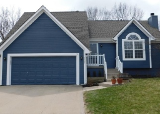 Foreclosed Home in Kansas City 64158 NE 72ND TER - Property ID: 4364648866