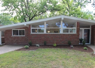 Foreclosed Home in Saint Louis 63130 WARDER AVE - Property ID: 4365226993