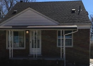 Foreclosed Home in Lincoln Park 48146 MERRILL AVE - Property ID: 4366761197