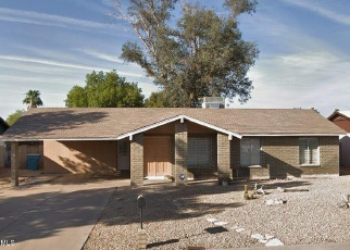 Foreclosed Home in Phoenix 85051 W DALPHIN RD - Property ID: 4366855365