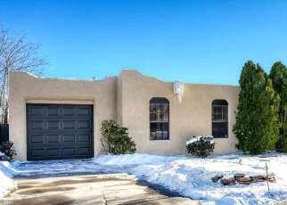 Foreclosed Home in Santa Fe 87501 CALLE DON JOSE - Property ID: 4367309550