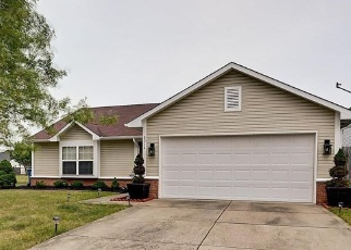 Foreclosed Home in Indianapolis 46254 SYCAMORE FORGE LN - Property ID: 4367318304