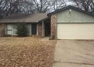 Foreclosed Home in Azle 76020 LARCHMONT WAY - Property ID: 4367776877