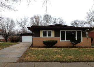 Foreclosed Home in Glenwood 60425 W WESTWOOD DR - Property ID: 4368779837