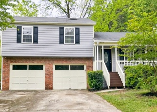 Foreclosed Home in Powder Springs 30127 VALLEY VIEW CIR - Property ID: 4368973861