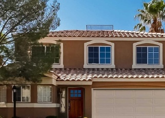 Foreclosed Home in Las Vegas 89129 HOLLOW GREEN DR - Property ID: 4369107881