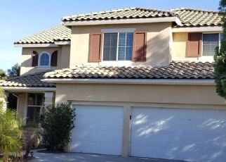 Foreclosed Home in Corona 92882 SINGING WOOD DR - Property ID: 4369201151