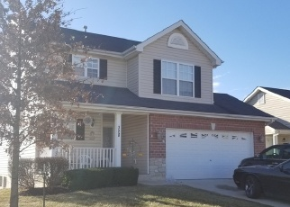 Foreclosed Home in Wentzville 63385 STONE VILLAGE DR - Property ID: 4369555477