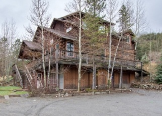 Foreclosed Home in Idaho Springs 80452 SODA CREEK RD - Property ID: 4369565556