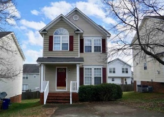 Foreclosed Home in Raleigh 27616 WINDPROOF WAY - Property ID: 4369924694
