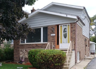 Foreclosed Home in Harwood Heights 60706 W MONTROSE AVE - Property ID: 4369960606
