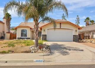 Foreclosed Home in Lake Elsinore 92530 CAROB ST - Property ID: 4370013158