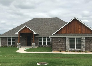 Foreclosed Home in Cushing 74023 SAINT ANDREWS CIR - Property ID: 4371259188