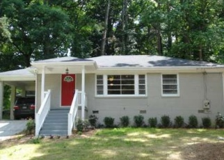 Foreclosed Home in Decatur 30032 CLAIRE TER - Property ID: 4371292935