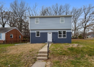 Foreclosed Home in Hyattsville 20784 73RD AVE - Property ID: 4371437453