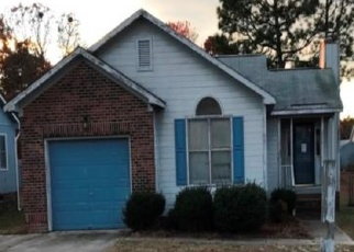 Foreclosed Home in Fayetteville 28311 WINTHROP DR - Property ID: 4372242448