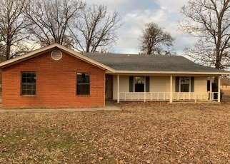 Foreclosed Home in Muldrow 74948 E 1121 RD - Property ID: 4372504803