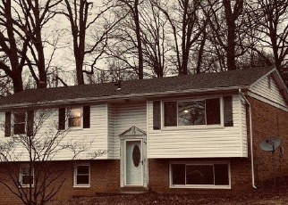 Foreclosed Home in Bryans Road 20616 AMHERST RD - Property ID: 4372708455