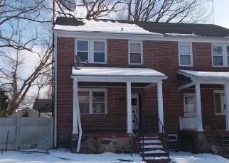 Foreclosed Home in Gwynn Oak 21207 MARMON AVE - Property ID: 4372973428