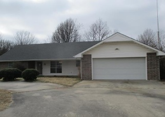 Foreclosed Home in Holdenville 74848 RAINTREE DR - Property ID: 4373113582