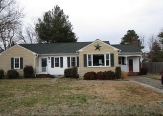 Foreclosed Home in Federalsburg 21632 MAPLE AVE - Property ID: 4373245412